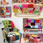 фото ткани в интерьере от 02.03.2018 №047 - fabrics in the interior - design-foto.ru