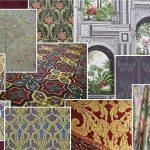 фото ткани в интерьере от 02.03.2018 №048 - fabrics in the interior - design-foto.ru
