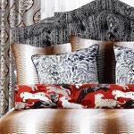 фото ткани в интерьере от 02.03.2018 №049 - fabrics in the interior - design-foto.ru