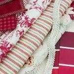 фото ткани в интерьере от 02.03.2018 №050 - fabrics in the interior - design-foto.ru