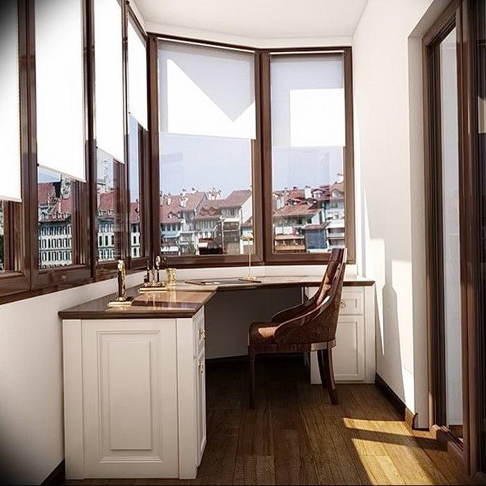 угловые балконы дизайн фото расположено изображение