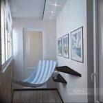 фото Интерьер лоджии от 27.04.2018 №069 - Interior of the loggia - design-foto.ru