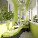 фото Интерьер лоджии от 27.04.2018 №071 - Interior of the loggia - design-foto.ru