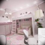 Фото Интерьер комнаты для девочки 20.06.2019 №021 - Interior room for girl - design-foto.ru
