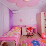 Фото Интерьер комнаты для девочки 20.06.2019 №023 - Interior room for girl - design-foto.ru