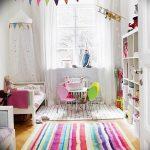 Фото Интерьер комнаты для девочки 20.06.2019 №030 - Interior room for girl - design-foto.ru