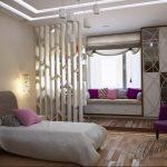 Фото Интерьер комнаты для девочки 20.06.2019 №033 - Interior room for girl - design-foto.ru