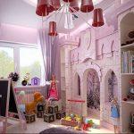 Фото Интерьер комнаты для девочки 20.06.2019 №038 - Interior room for girl - design-foto.ru