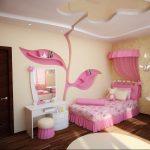Фото Интерьер комнаты для девочки 20.06.2019 №052 - Interior room for girl - design-foto.ru