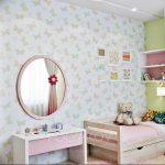 Фото Интерьер комнаты для девочки 20.06.2019 №099 - Interior room for girl - design-foto.ru