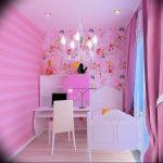 Фото Интерьер комнаты для девочки 20.06.2019 №100 - Interior room for girl - design-foto.ru