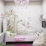Фото Интерьер комнаты для девочки 20.06.2019 №103 - Interior room for girl - design-foto.ru