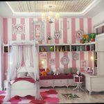 Фото Интерьер комнаты для девочки 20.06.2019 №143 - Interior room for girl - design-foto.ru