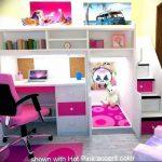 Фото Интерьер комнаты для девочки 20.06.2019 №168 - Interior room for girl - design-foto.ru