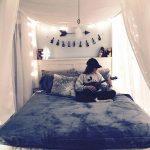 Фото Интерьер комнаты для девочки 20.06.2019 №270 - Interior room for girl - design-foto.ru