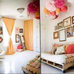 Фото Интерьер комнаты для девочки 20.06.2019 №298 - Interior room for girl - design-foto.ru