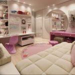 Фото Интерьер комнаты для девочки 20.06.2019 №358 - Interior room for girl - design-foto.ru