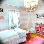 Фото Интерьер комнаты для девочки 20.06.2019 №362 - Interior room for girl - design-foto.ru
