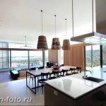 Фото Интерьер кухни в частном доме 06.02.2019 №002 - Kitchen interior - design-foto.ru