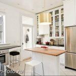 Фото Интерьер кухни в частном доме 06.02.2019 №004 - Kitchen interior - design-foto.ru