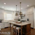 Фото Интерьер кухни в частном доме 06.02.2019 №009 - Kitchen interior - design-foto.ru