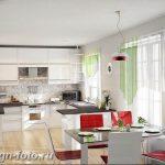 Фото Интерьер кухни в частном доме 06.02.2019 №011 - Kitchen interior - design-foto.ru