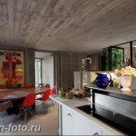 Фото Интерьер кухни в частном доме 06.02.2019 №013 - Kitchen interior - design-foto.ru