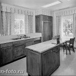 Фото Интерьер кухни в частном доме 06.02.2019 №014 - Kitchen interior - design-foto.ru
