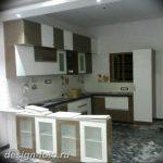 Фото Интерьер кухни в частном доме 06.02.2019 №015 - Kitchen interior - design-foto.ru