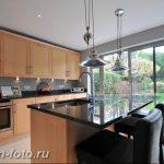 Фото Интерьер кухни в частном доме 06.02.2019 №018 - Kitchen interior - design-foto.ru
