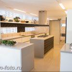 Фото Интерьер кухни в частном доме 06.02.2019 №020 - Kitchen interior - design-foto.ru