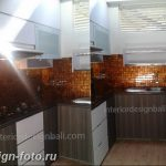 Фото Интерьер кухни в частном доме 06.02.2019 №025 - Kitchen interior - design-foto.ru