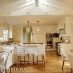 Фото Интерьер кухни в частном доме 06.02.2019 №027 - Kitchen interior - design-foto.ru