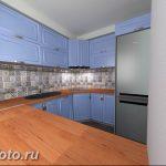 Фото Интерьер кухни в частном доме 06.02.2019 №035 - Kitchen interior - design-foto.ru