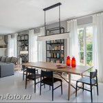 Фото Интерьер кухни в частном доме 06.02.2019 №037 - Kitchen interior - design-foto.ru