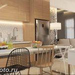 Фото Интерьер кухни в частном доме 06.02.2019 №041 - Kitchen interior - design-foto.ru
