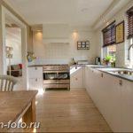 Фото Интерьер кухни в частном доме 06.02.2019 №048 - Kitchen interior - design-foto.ru