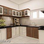 Фото Интерьер кухни в частном доме 06.02.2019 №052 - Kitchen interior - design-foto.ru