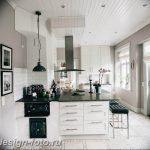 Фото Интерьер кухни в частном доме 06.02.2019 №053 - Kitchen interior - design-foto.ru