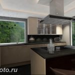 Фото Интерьер кухни в частном доме 06.02.2019 №055 - Kitchen interior - design-foto.ru