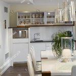 Фото Интерьер кухни в частном доме 06.02.2019 №057 - Kitchen interior - design-foto.ru