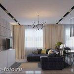 Фото Интерьер кухни в частном доме 06.02.2019 №060 - Kitchen interior - design-foto.ru