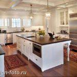 Фото Интерьер кухни в частном доме 06.02.2019 №061 - Kitchen interior - design-foto.ru