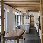 Фото Интерьер кухни в частном доме 06.02.2019 №067 - Kitchen interior - design-foto.ru
