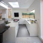Фото Интерьер кухни в частном доме 06.02.2019 №070 - Kitchen interior - design-foto.ru