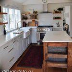 Фото Интерьер кухни в частном доме 06.02.2019 №073 - Kitchen interior - design-foto.ru
