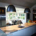 Фото Интерьер кухни в частном доме 06.02.2019 №075 - Kitchen interior - design-foto.ru