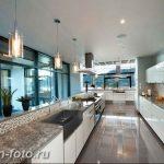 Фото Интерьер кухни в частном доме 06.02.2019 №076 - Kitchen interior - design-foto.ru
