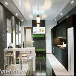 Фото Интерьер кухни в частном доме 06.02.2019 №078 - Kitchen interior - design-foto.ru
