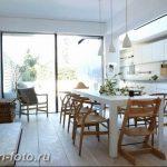 Фото Интерьер кухни в частном доме 06.02.2019 №079 - Kitchen interior - design-foto.ru